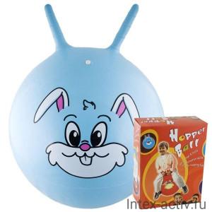 Мяч-попрыгун Кролик арт.17065 d 45 см