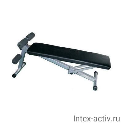 Скамья для пресса регулируемая Sport Elit SB1238-01