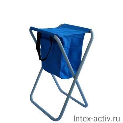 Табурет туристический раскладной с сумкой ТТР-16С