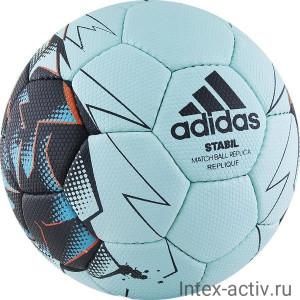 Мяч гандбольный Adidas Stabil Replique р.3 арт.CD8588