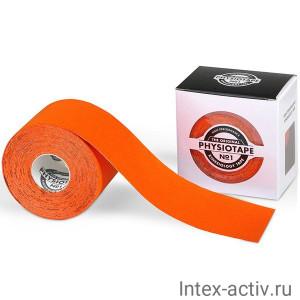 Тейп кинезиологический PhysioTape No.1 Orange арт. 100404