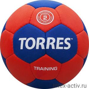 Мяч гандбольный Torres Training арт.H30052 р.2