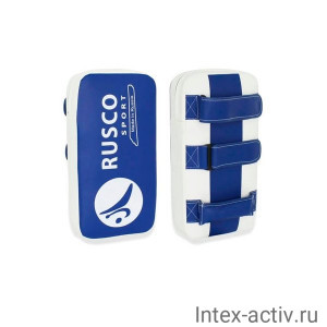 Макивара Rusco, кожзам, сине-белый