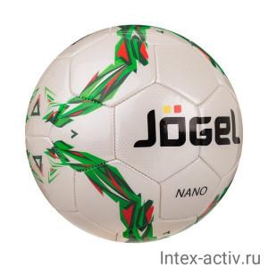 Мяч футбольный Jogel JS-210 Nano р.4