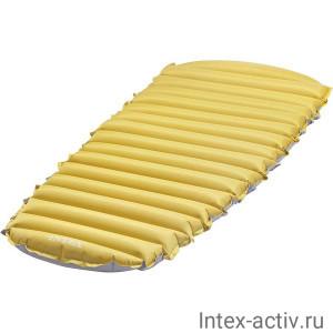 Надувной матрас туристический Intex 68708 Cot Size Camp Bed (76х183х10см)