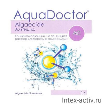 AquaDoctor AQ15970 Альгицид непенящийся бутылка 1л