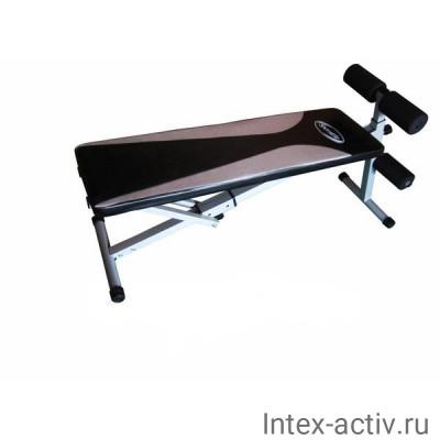 Скамья для пресса регулируемая Sport Elit SB1239-01
