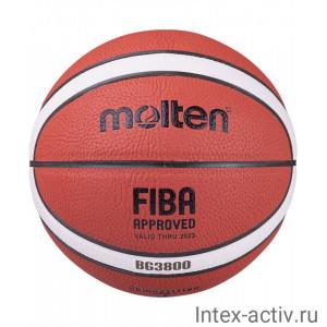 Мяч баскетбольный Molten B5G3800 р.5