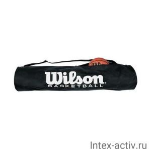 Сумка на 5 мячей Wilson Tube Bag арт.WTB1810