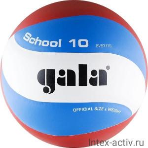 Мяч волейбольный Gala School 10 арт. BV5711S р.5