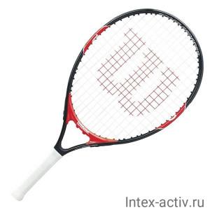 Ракетка для большого тенниса Wilson Roger Federer 21 Gr00000 арт. WRT200600