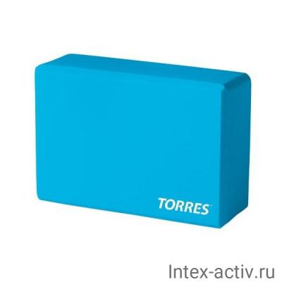 Блок для йоги Torres арт.YL8005