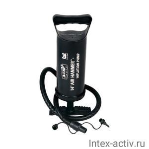 Насос ручной Bestway 36 см 62003