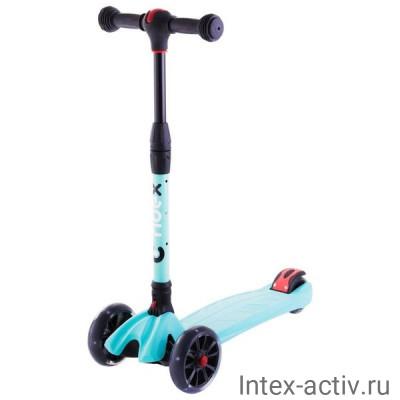 Самокат 3-колесный Ridex Stark 3D мятный