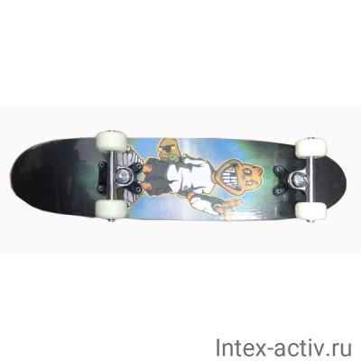 "Скейтборд Action PWS-510 24""х6"