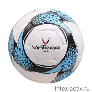 Мяч футбольный VINTAGE Gold V300, р.5