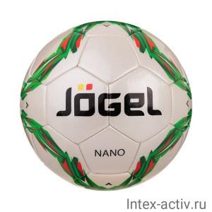 Мяч футбольный Jogel JS-210 Nano р.5