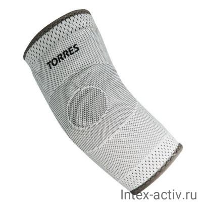 Суппорт локтя Torres арт.PRL11013M р.M серый