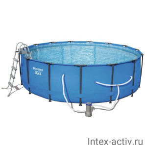 Каркасный бассейн Bestway 56438 (457х122см)