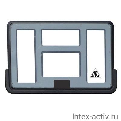 Баскетбольный щит DFC BD44P 110х70см (б/крепления)