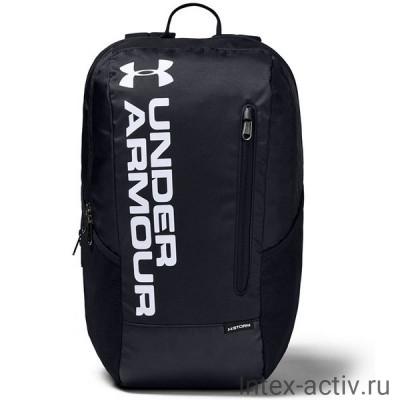 Рюкзак городской Under Armour UA Gametime BP арт.1342653-001 черный