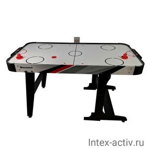 """Игровой стол - аэрохоккей DFC Boston2 складной (54"""")"""
