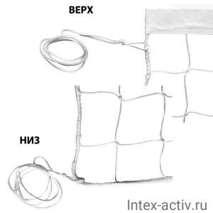 Сетка волейбольная FS№1