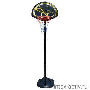 Мобильная баскетбольная стойка DFC KIDS3 80x60cm