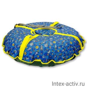Надувные санки (тюбинг) серия Дизайн 75 см ВСД/2