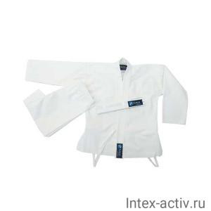 Кимоно для карате ES-0496 (белый, р. 6/190)