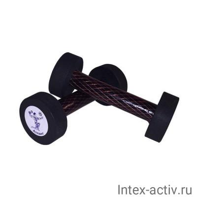Гантель (1 шт) 0,5 кг сборная Атлант