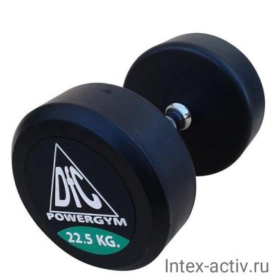 Гантели (2шт) 22.5кг DFC PowerGym DB002-22.5