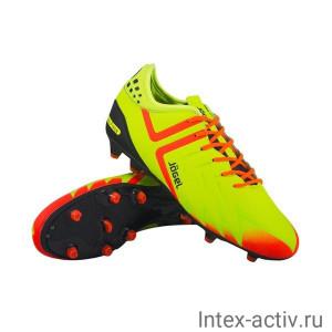 Бутсы футбольные Jogel Forza JSH1003 (лимонный, р.43)