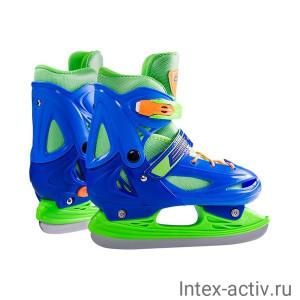 Коньки ледовые раздвижные Ice Blade Casey р.M/34-37