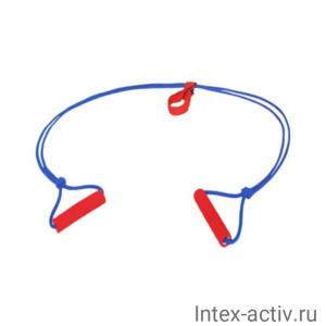 Эспандер лыжника-пловца двойной ЭЛМ-2Р-К подростковый, V76