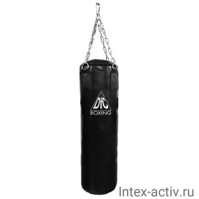 Боксёрский мешок DFC HBPV3.1 черный 35 кг (120*30)