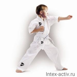 Кимоно для карате Green Hill Junior KSJ-10054-3 (белый, р. 3/160)