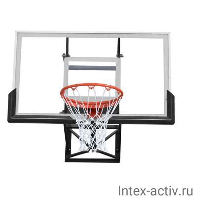 Баскетбольный щит DFC BD72 180х105см (б/крепления и кольца)