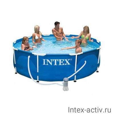 Бассейн каркасный Intex 28212NP (336х76см)