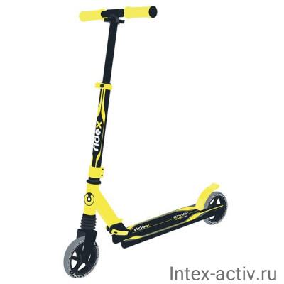 Самокат 2-колесный Ridex Envy 145 мм, желтый