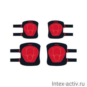 Комплект защиты Ridex Zippy, черный р.S