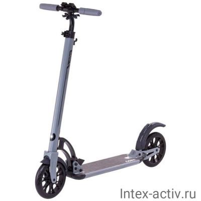 Самокат 2-колесный Ridex Project 200 мм, серый