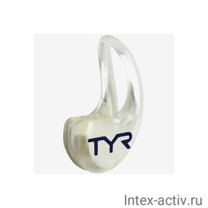 Зажим для носа TYR Ergo Swim Clip, LERGO/101 (белый)