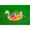 Бассейн детский BestWay 53089 Жираф с фонтаном (266х157х127см) 2+