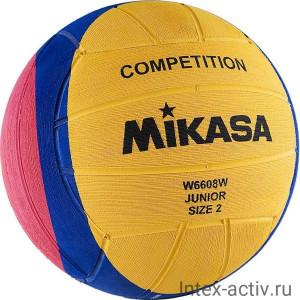 Мяч для водного поло MIKASA W6608W