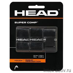Овергрип Head Super Comp арт.285088-BK