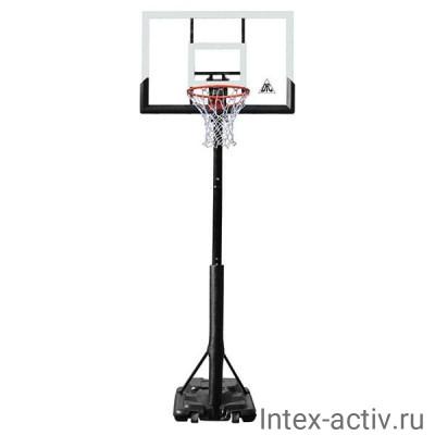 Баскетбольная мобильная стойка DFC STAND48P 120x80cm