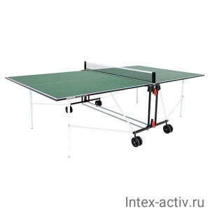 Теннисный стол Donic Indoor Roller Sun Green 940240-G
