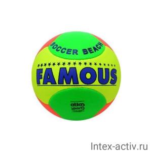 Мяч волейбольный ATLAS Famous р.5