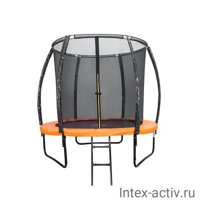 Батут DFC KENGOO 8 футов (244 см) 8FT-TR-E-BAS